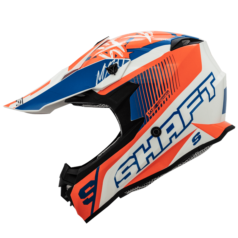 SHAFT MX30 WIPE casco cross certificado ECE 2205 norma europea norma colombiana